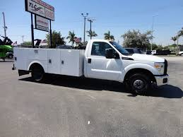 100 Ford F350 Utility Truck 2011 Used 4X2 V8 GAS12FT UTILITY TRUCK BED At TLC
