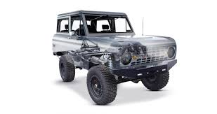 First Generation Ford Bronco - The Essential Buying Guide