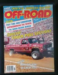 OFF-ROAD MAGAZINE JUNE 1982 - Monster Trucks - Truck Pulls - 4x4's ... Anatomy Of A Super Stock Diesel Truck Drivgline Churnin Dirt Nationals Power Magazine Vintage Monster Truck And Pulling Magazine Off Roads Pulls Pulling Rules Trigger King Rc Radio Controlled Monster Mega Classes Pull Quad Jet Engine Tractor In The Finale Event Coverage Central Illinois Pullers Big Squid Ozaukee County Fair One The Last Free Fairs In Midwest Truck Pulls Off First Ever Successful Frontflip Trick Keeping A Safea Look At How Mtra Ensures Safe