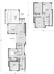 100 Contemporary House Floor Plans And Designs Cool Modern Narrow Design Farmhouse
