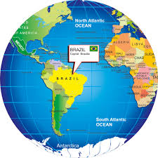 100 Where Is Brasilia Located Is Brazil Located On The Map 115111
