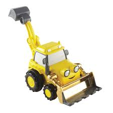 100 Bob The Builder Trucks The Pull Back Toy