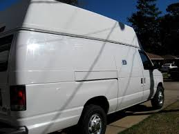 As A Conscientious Shopper Gail Opted To Buy Used Van That She Found On Craigslist Converting Requires Quite An Investment Of Time Effort