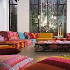 canapé couleur ƹ ӂ ʒ salons hauts en couleurs ƹ ӂ ʒ salon coloré decoration