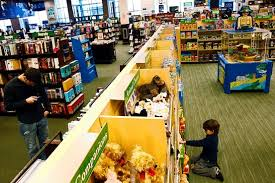 Barnes & Noble Adds Toys WSJ