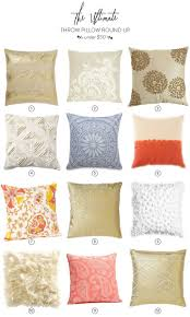 Pier One Decorative Pillows by 289 Best Pillows Images On Pinterest Cushions Accent Pillows