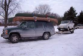 Transporting Two Canoes | WCHA Forums Canoe Rack Over Front Of Cab Google Search Fifth Wheel Yakima Outdoorsman Bed And Qtower Roof Install For How To Strap A Canoe Or Kayak Roof Rack Diy Home Made Canoekayak Youtube Apex Universal Steel Pickup Truck Discount Ramps Bwca Help Boundary Waters Gear Forum Drydock Carrier Products Pinterest Best Racks Trucks Us American Built Offering Standard Heavy Homemade 48 For Trrac G2 With