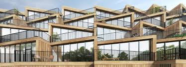 100 House Design Architects NL Architects Studyo Design Affordable Terrace House Complex