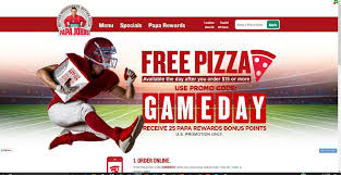 Papa John's Free Pizza - Get FREE Pizza From Papa John's Papa Johns Coupons Shopping Deals Promo Codes January Free Coupon Generator Youtube March 2017 Great Of Henry County By Rob Simmons Issuu Dominos Sales Slow As Delivery Makes Ordering Other Food Free Pizza When You Spend 20 Always Current And Up To Date With The Jeffrey Bunch On Twitter Need Dinner For Game Help Farmington Home New Ph Pizza Chains Offer Promos World Day Inquirer 2019 All Know Before Go Get An Xl 2topping 10 Using Promo Johns Coupon 50 Off 2018 Gaia Freebies Links