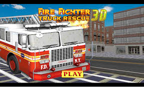 100 Fire Truck Games Free Fighter Rescue 3D Free Download Of Android Version M