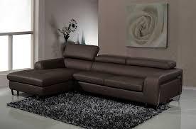 canapé d angle cuir de buffle canape d angle cuir buffle chocolat canapé idées de décoration