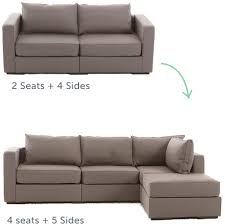 sactionals love in furniture form