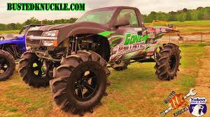 Check Out This Beastly Mega Mud Truck Called