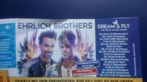 30 gutschein ehrlich brothers wohnzimmer magic show