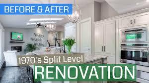 100 Renovating A Split Level Home Beforefter 70s Renovation
