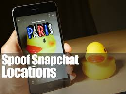 How to fake Snapchat location filters on iPhone