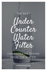 Brita Water Filter Faucet Walmart by Best 25 Under Counter Water Filter Ideas Only On Pinterest Sink