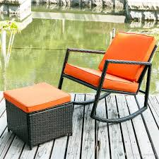 2019 SONYI Patio Wicker Rocking Armed Outdoor Garden Lounge Ottoman Modern  All Weather Converstation Outdoor Garden Furniture Sets Cushion Orange From  ... Awesome 3 Piece Garden Set Fniture Rattan Outdoor Chair Cloud Mountain Wicker Rocking Black Rock Bistro Comfortable Modern Easy Assembly Patio Lawn 2piece Tiana Resin Rocker Chairs Green Cushions 31556420 Amaya Swivel With Cushion Of 2 By Christopher Knight Home Wicker Rocker Chair Florals Cushionsset Polywood Presidential Woven For Ideas Amazoncom Alcott Hill French Roast Sets Sale Nursery Red Eaging Weather Interiors Maui Camelback Steel 1