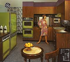 Lets Get Something Straight Theres A Big Difference Between Trend And Fad Remember The Avocado Green Appliances Of 1960s 70s