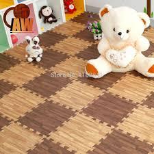 Art Of Wood 15 Years New Imitation Playground Plastic Foam Mats Bedroom Living Room Carpet Flooring Gym Floor Puzzle Mat Baby Car
