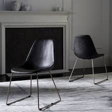 Safavieh Dorian Mid-Century Modern Leather Grey/ Copper Dining Chair (Set  Of 2) Modern Ding Chair Tribute Collection Contemporary Danish Teak Black Leather Chairs Set Of 4 Exclusive And Marvin Midcentury Faux 2 Rosewood And Whosale Room Ideas Different Mid Century Best Ding Chairs Room Fniture Italian Mid Century Danish Modern 6 Erik Buck Rosewood Leather Emfurn Fox1705bset2 Fniture By Safavieh