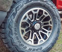 100 20 Inch Truck Tires SCA Performance Ford SuperDuty Wheels Machine Face With