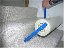 Plastic Carpet Protector Tape Roll Bunnings