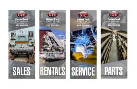 100 Custom Truck And Equipment Rail Banners On Behance