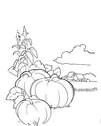 Pumpkin Patch Coloring Pages Printable by Pumpkin Patch Coloring Pages Get Coloring Pages