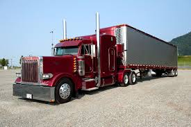 Photos Trucks Peterbilt 379 2007 Red Auto