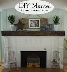 Kammy's Korner: Beautiful Built Mantel From Scraps {Fireplace #2} Hand Hune Barn Beam Mantel Funk Junk Relieving Rustic Fireplace Also Made From A Hewn Champaign Il Pure Barn Beam Fireplace Mantel Mantels Wood Lakeside Cabinets And Woodworking Custom Mantle Reclaimed Hand Hewn Beams Reclaimed Real Antique Demstration Day Using Barnwood Beams Img_1507 2 My Ideal Home Pinterest Door Patina Farm Update Stone Mantels Velvet Linen