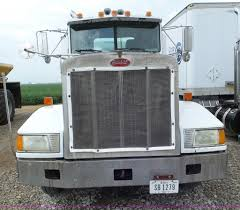 1993 Peterbilt 377 Semi Truck   Item L6906   SOLD! September... 2007 Kenworth T800 Semi Truck For Sale Sold At Auction May 21 Eby Trailers And Truck Bodies Heavyduty Mediumduty Flatbed Ruble Sales Home 2009 Intertional Prostar Trucks In Ohio Video Used Semi Trucks For Sale Tractor Archives 7th And Pattison Quality Companies 1993 9400 Item B4933 Sold Sept Nice Yellow Kenworth T 600 Wa Custom Indiana New At Traler