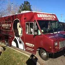 100 Food Trucks Tulsa Andolinis Pizzeria Mobile Truck Oklahoma Menu