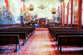 Santa Barbara Courthouse Mural Room by Santa Barbara Courthouse Pictures Images And Stock Photos Istock