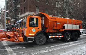 100 Salt Spreaders For Trucks DSNY Fleet