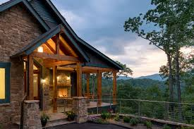 100 Mountain Home Architects Waynesville Modern Craftsman ACM Design
