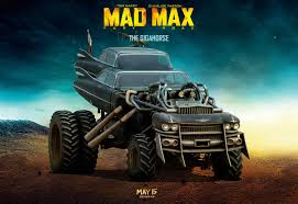 THE VEHICLES OF MAD MAX: FURY ROAD - IN DETAIL AUTOCLIQUE NZ ...