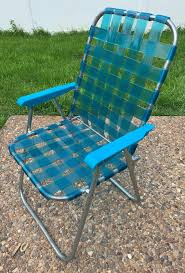 Vintage Plastic Webbed Aluminum Folding Lawn Chair Camp Lake ... Stylish Collection Of Outdoor Chaise Lounge Chairs Sling Pair Of Lawn By Telescope Fniture Company For Sale At 1stdibs A Guide To Buying Vintage Patio Design Costco Beach Inspiring Fabric Sheet Chair Cheap Find Deals On Line Rejuvenate Metal 12 Steps With Pictures Table Clearance Big Home Depot Macram Blue White Retro Antique Knitted Bean Bag 56 Gliders 1000 Ideas About Details About 2 Vintage Sunbeam Matching Alinum Folding Webbed