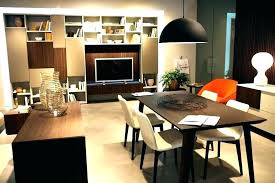 Living Room And Dining Combined Designs Small Space Combo