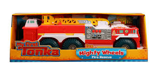 Amazon.com: Tonka Mighty Wheels Fire Rescue, Red: Toys & Games Tonka Mighty Motorized Fire Engine Vehicle Toys For Kids Set To Yellow Tough Cab Engine Pumper Truck Titans Youtube Funrise Classics Steel Buy Online At The Nile Fleet Goliath Games Uk Rubbish Site Toy Trucks For Kids Cherry Picker Online Universe Toughest Minis Ape Nz Zulily Amazoncom With Lights And Hyper Garbage