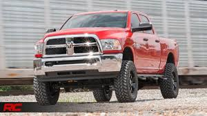 100 Trucks With Lift Kits 20142017 Ram 2500 5inch Suspension Kit By Rough