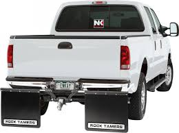 ENKAY Rock Tamers | Removable Mud Flaps To Protect Your Trailer From ... Husky Liners Kiback Mud Flaps For Lifted Trucks Custom Truck Coeur D Alene Replacement Front Rear Bumpers For Pick Up Suvs By Duraflap And Commercial Vehicle Guards Best Resource Airport Chrysler Dodge Jeep Airhawk Accsories Inc Album Google Amazoncom Owens Products 86rf109s Fit Classic Series Dually Rockstar Hitch Mounted