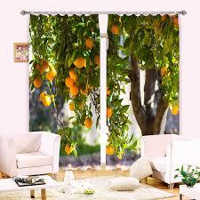 Grape Themed Kitchen Curtains by Fresh Fruit Kitchen Curtains Taste