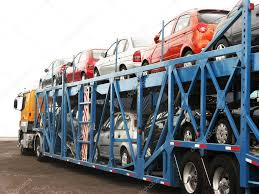Auto Transport — Stock Photo © Sergioyio #1274921