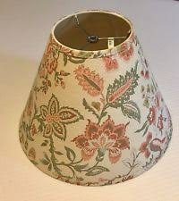Chandelier Lamp Shades Target by Toile Lamp Shade Ebay