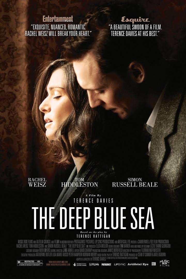The Deep Blue Sea-The Deep Blue Sea