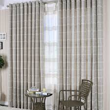 american style poly and artificial fiber striped curtains buy