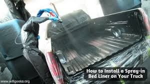 100 Diy Spray On Truck Bed Liner How To Install A In On Your WiFi Geeks