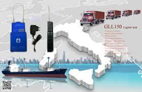 100 Truck Gps App Alerts Security GPS Container Lock Shockproof IP67 GPS