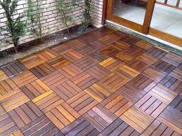 wood deck tiles balcony cabinet hardware room and